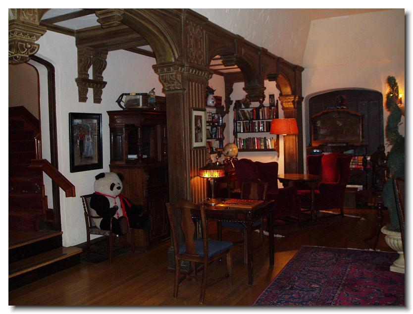 Benbow Inn Haunted Benbow Inn